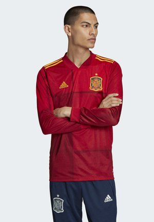 SPAIN HOME JERSEY - National team wear - red