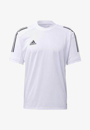 CONDIVO 20 TRAINING JERSEY - Print T-shirt - white