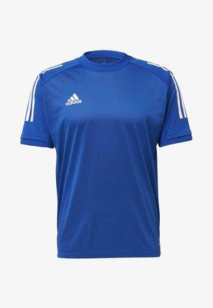 CONDIVO 20 TRAINING JERSEY - Print T-shirt - royal blue