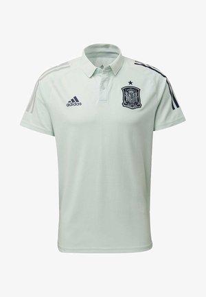 SPAIN POLO SHIRT - Koszulka sportowa - dash green