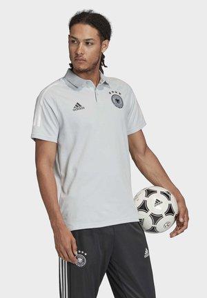 GERMANY POLO SHIRT - Poloshirt - grey