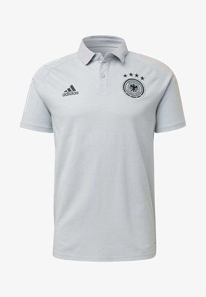 GERMANY POLO SHIRT - Polo - grey