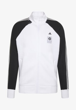 DEUTSCHLAND DFB ICONS TOP - National team wear - white/black
