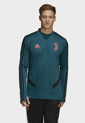 JUVENTUS TRAINING TOP - Vereinsmannschaften - green