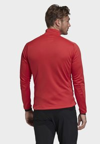 adidas Performance - STOCKHORN FLEECE JACKET - Sweat polaire - glory red - 2