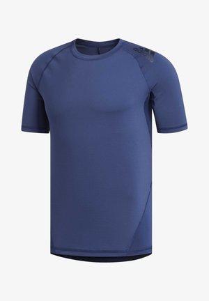 ALPHASKIN SPORT T-SHIRT - Basic T-shirt - tech indigo
