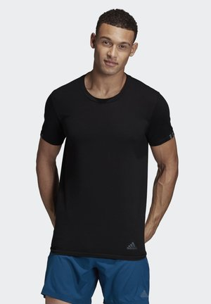 25/7 T-SHIRT - T-shirt basic - black