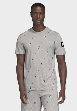 MUST HAVES GRAPHIC  - Print T-shirt - grey