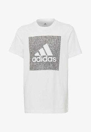 MUST HAVES BADGE OF SPORT T-SHIRT - Print T-shirt - white