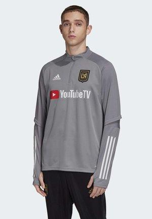 LOS ANGELES FC TRAINING TOP - Trainingsvest - grey