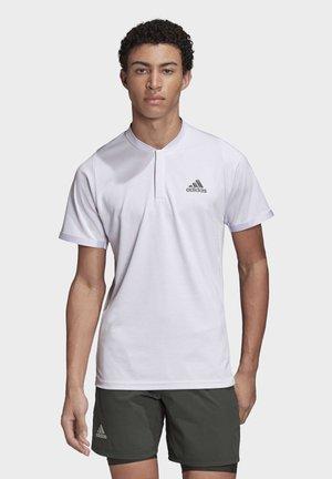 FREELIFT HEAT.RDY POLO SHIRT - T-Shirt print - white