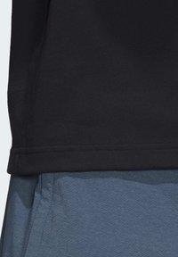 adidas Performance - TERREX ADVENTURE T-SHIRT - Printtipaita - black - 5