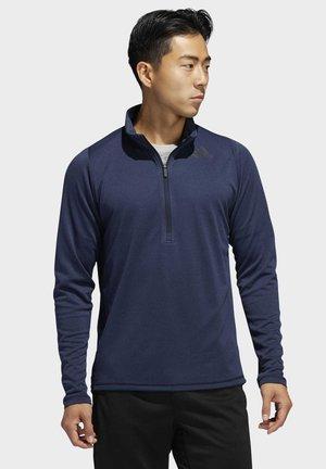 FREELIFT TRAINING LONG-SLEEVE TOP - Maglietta a manica lunga - blue