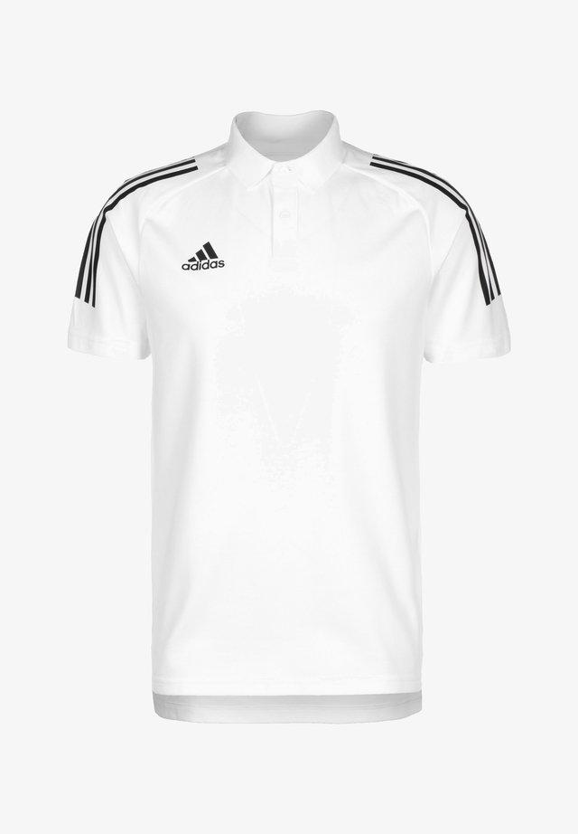 CONDIVO 20 - T-shirt de sport - white/black
