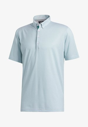 ADIPURE OTTOMAN POLO SHIRT - Koszulka sportowa - green