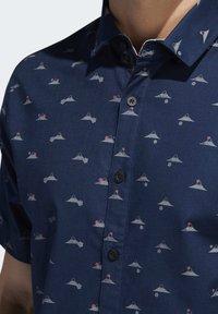 adidas Golf - ADICROSS SHIRT - Shirt - blue - 5