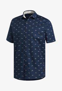 adidas Golf - ADICROSS SHIRT - Shirt - blue - 7