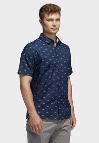 adidas Golf - ADICROSS SHIRT - Shirt - blue - 3