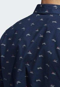adidas Golf - ADICROSS SHIRT - Shirt - blue - 6