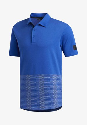 ADICROSS POLO SHIRT - Funktionsshirt - blue