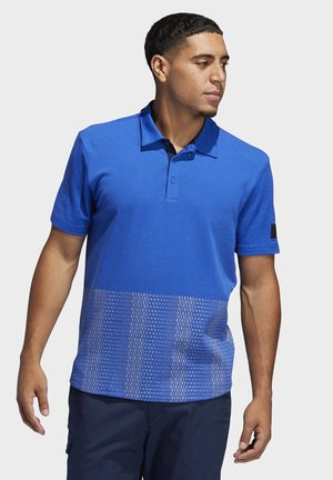 ADICROSS POLO SHIRT - T-shirt de sport - blue