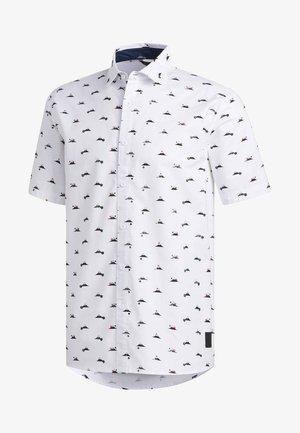 ADICROSS SHIRT - Overhemd - white