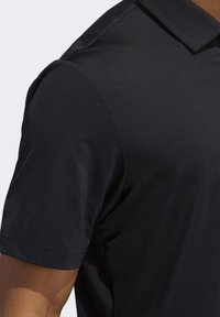 adidas Golf - ULTIMATE365 2.0 SOLID POLO SHIRT - Funktionstrøjer - black - 5