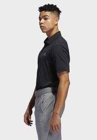 adidas Golf - ULTIMATE365 2.0 SOLID POLO SHIRT - Funktionstrøjer - black - 2