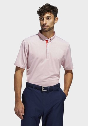 ADIPURE OTTOMAN POLO SHIRT - Funktionsshirt - red
