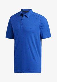 adidas Golf - ADICROSS DRIVE POLO SHIRT - Sports shirt - blue - 7
