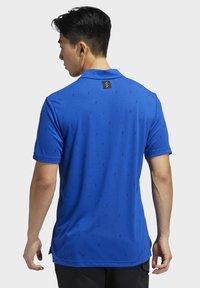 adidas Golf - ADICROSS DRIVE POLO SHIRT - Sports shirt - blue - 1