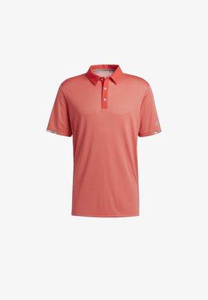 HEAT.RDY BASE POLO SHIRT - Koszulka sportowa - red