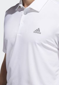 adidas Golf - ULTIMATE365 2.0 SOLID POLO SHIRT - Funktionstrøjer - white - 4