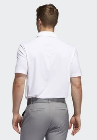 adidas Golf - ULTIMATE365 2.0 SOLID POLO SHIRT - Funktionstrøjer - white - 1
