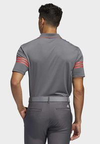 adidas Golf - ULTIMATE365 BLOCKED POLO SHIRT - T-shirt de sport - grey - 1
