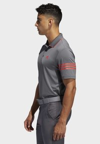 adidas Golf - ULTIMATE365 BLOCKED POLO SHIRT - T-shirt de sport - grey - 2