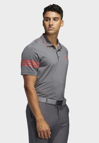 adidas Golf - ULTIMATE365 BLOCKED POLO SHIRT - T-shirt de sport - grey - 5