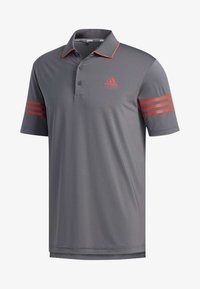 adidas Golf - ULTIMATE365 BLOCKED POLO SHIRT - T-shirt de sport - grey - 7