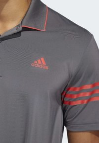 adidas Golf - ULTIMATE365 BLOCKED POLO SHIRT - T-shirt de sport - grey - 6