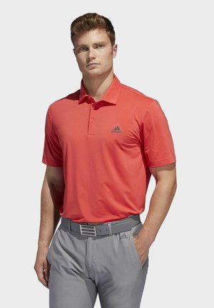 ULTIMATE365 2.0 SOLID POLO SHIRT - Polo shirt - red