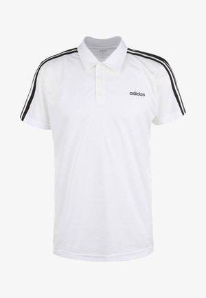 Poloshirts - white/black