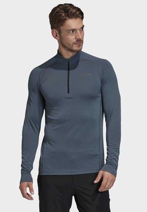 TRACE ROCKER LONG-SLEEVE TOP - T-shirt à manches longues - Blue