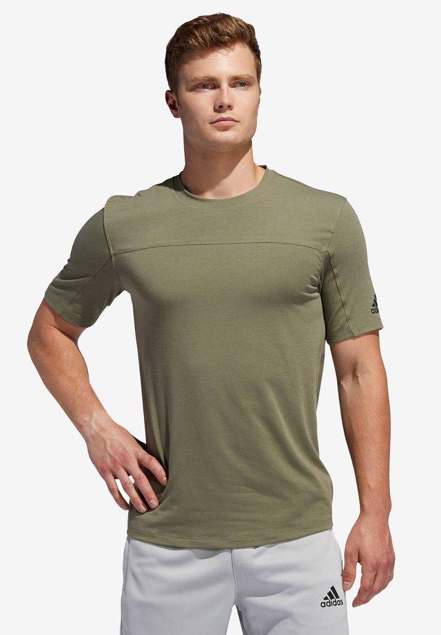 CITY BASE  - Basic T-shirt - olive