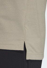 adidas Performance - TERREX PRIMEBLUE LOGO T-SHIRT - Print T-shirt - grey - 7