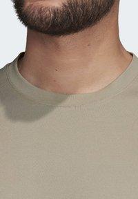 adidas Performance - TERREX PRIMEBLUE LOGO T-SHIRT - Print T-shirt - grey - 5