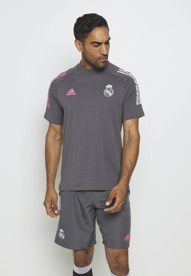 REAL MADRID FOOTBALL SHORT SLEEVE  - Club wear - grefiv