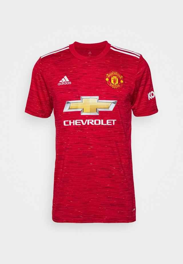 MANCHESTER UNITED AEROREADY FOOTBALL - Article de supporter - red