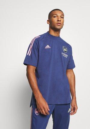 ARSENAL FC FOOTBALL SHORT SLEEVE - Club wear - blue