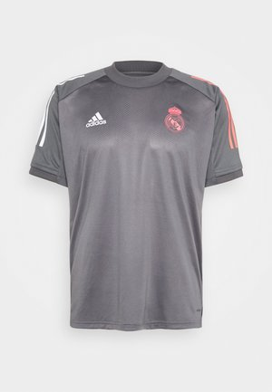 REAL MADRID AEROREADY SPORTS FOOTBALL - Club wear - grey five