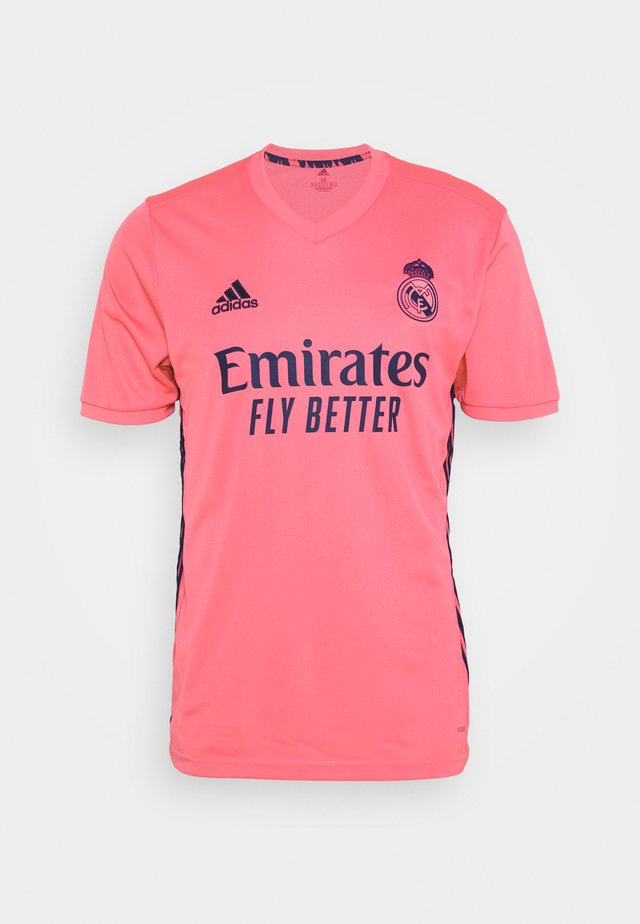 REAL MADRID SPORTS FOOTBALL - Klubbkläder - pink